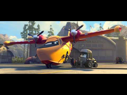 Planes: Fire & Rescue (Teaser)
