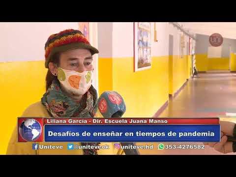 Desafíos de enseñar en pandemia en la ciudad