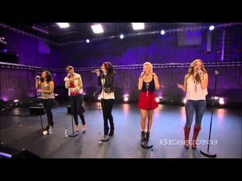 The Saturdays - Higher (AOL Sessions - December 2010)