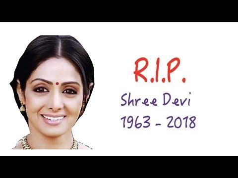 Very Sad News - Goodbye Shreedevi