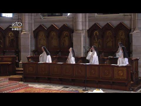 Prière du Milieu du jour du 12 juin 2021 des Bénédictines du Sacré-Coeur de Montmartre