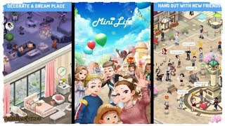 Mini Life: Social Avatar World Gameplay Android   New Mobile Game