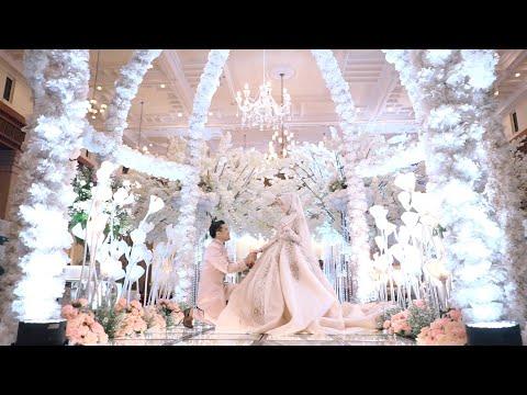 PRINCESS MEIRA DREAM WEDDING - Resepsi Ixora & Meira (Full Version)