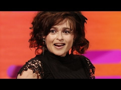 Helena Bonham Carter a dárek od fanynky