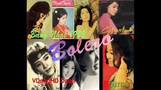 Băng Nhạc 1975 Băng Nhạc Với Nhửng Bài BOLERO Nổi Tiếng (Âm Thanh Chuẩn 1975)HD Album 01