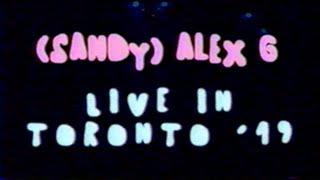 (Sandy) Alex G Live In Toronto '19