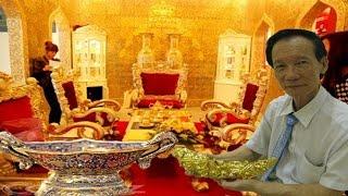 'Vua Đồ Cổ'-tỷ phú kỳ dị đất Cảng-Hải Phòng với 2 tấn Vàng Ròng