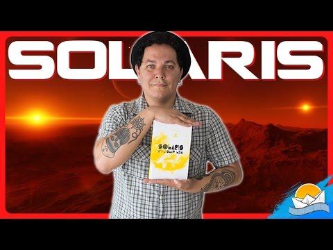 O SEGUNDO SOL | SOLARIS | Stanislaw Lem