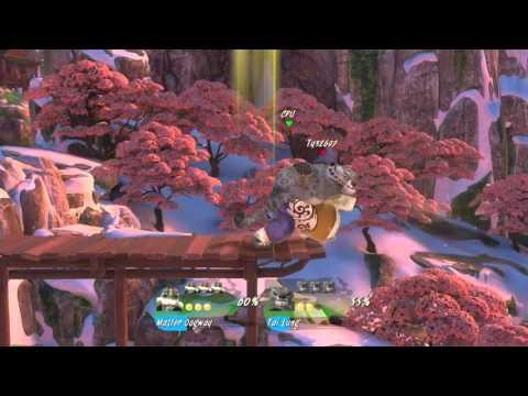 Kung Fu Panda: Showdown of Legendary Legends Master Oogway