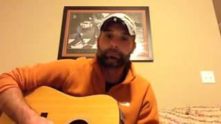 """As Fast As I Could"" Josh Turner Cover By: Dennis A. Pickens"