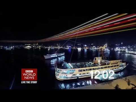 BBC World News - Global - Countdown, Headlines, Intro (18/07/2018, 16:00 BST)