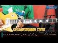 Tutorial Gitar Melodi Kesempurnaan Cinta - NAFF plus Tablature | 💗Guitar Cover Sobat P💕