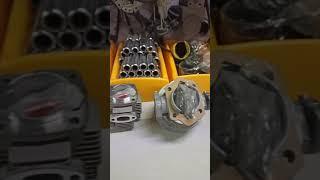 Гильза 44 на бензиновую косу от компании Турлин888 - видео