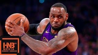 Los Angeles Lakers vs Milwaukee Bucks Full Game Highlights | March 1, 2018-19 NBA Season