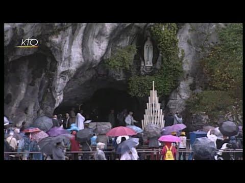 Chapelet à Lourdes du 14 juin 2019