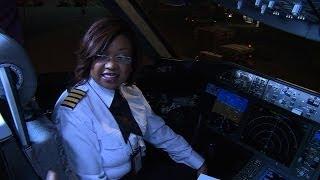 Here is the story of Irene Koki Mutungi, the first Kenya Airways-Dreamliner female Captain