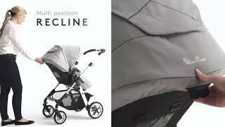 Silver Cross Pioneer - wózek dziecięcy 2w1, obsługa, składanie, funkcje, test