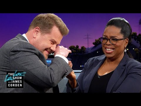 Oprah Can Make Anyone Cry, Including James
