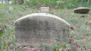 Old Historic Quaker Graves & Tombstones At Bethpage Friends Cemetery & Graveyard- Farmingdale, NY