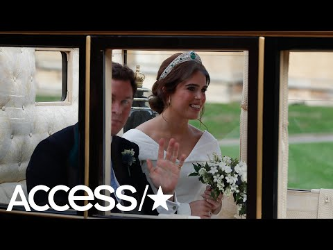 Princess Eugenie's Fairytale Royal Wedding: All The Best Moments! | Access