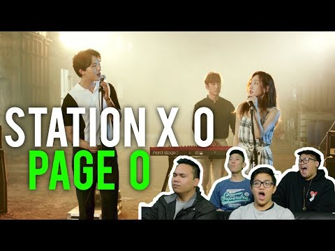"""TAEYEON and MELOMANCE turn to """"PAGE 0"""" (MV Reaction)"""