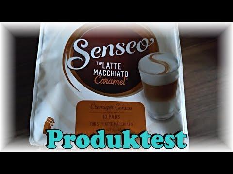 Kaffeepads im Test: SENSEO Latte Macchiato Caramel Pads -  Warum ich sie nicht gut finde! Kaffee Pad