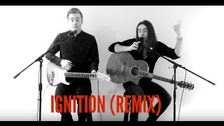 The Faceplants - Ignition (Remix) (R. Kelly Cover)