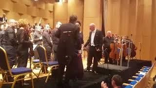 """Ein Deutsches Requiem"" nga Johannes Brahms 30 shtator 2017, duartrokitjet e publikut"