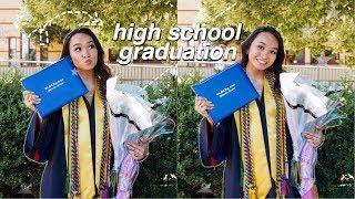 High School Graduation GRWM + VLOG✰ Lisa Phan