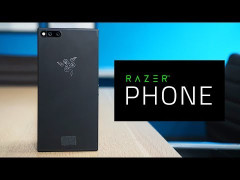 Razer Phone hands-on: Wow, oh WOW!