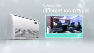 Download Video Midea - Residendial Air Conditioner - Ceiling & Floor MP3 3GP MP4