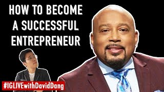 Daymond John's Advice On How To Become A Successful Entrepreneur