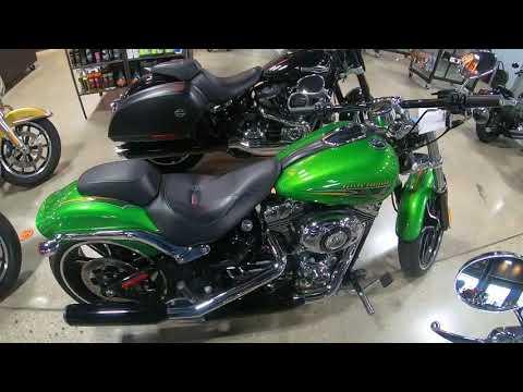 2015 Harley-Davidson Breakout FXSB 103