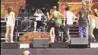 Reportage Latina Gypsy Heart Tour, Pérou - 01/05/11