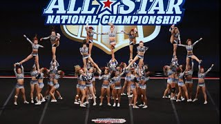 Cheer Athletics Panthers NCA 2020 Day 1