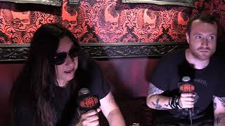 Heavy New York-Testament/Dragonlord Interview