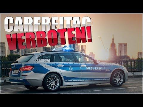 Carfreitag Treffen abgesagt! Polizei gegen Autoposer & Raser