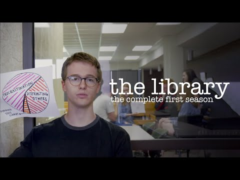 The Library (Finals Week 2018) | Friends University