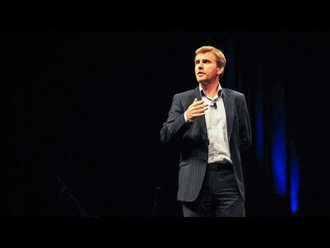 Tedtalk: How to make work-life balance work (2010)