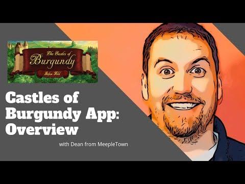The Castles of Burgundy App Overview - MeepleTown