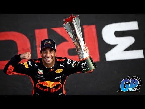 GP às 10: Red Bull esperta, Ricciardo completo e Verstappen afobado