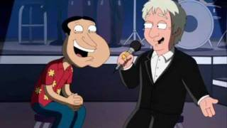 Family Guy - Oh Quagmire - Barry Manilow concert