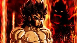 The Story of Yamoshi (Original Super Saiyan God)