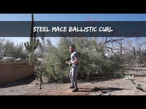 Steel Mace Ballistic Curl