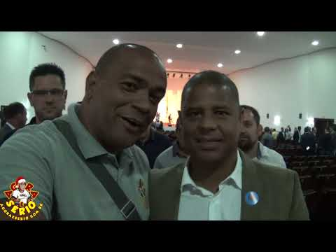 Marcelinho Carioca diz : Aprendi a bater falta com o Repórter Favela