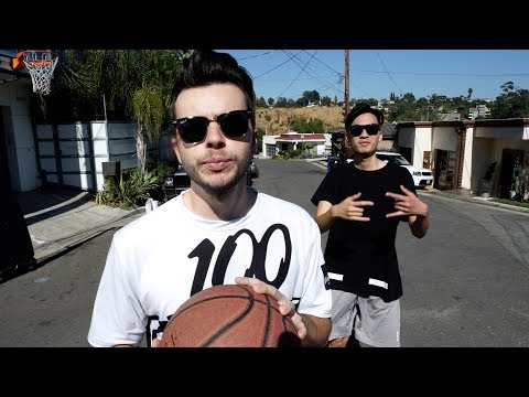 PLAYING RICEGUM 1V1 IN BASKETBALL