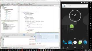 Snake tutorial for android made with android studio