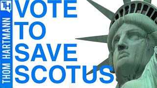 2020 Election The Only Way To Save Supreme Court (w/ Moe Vela)