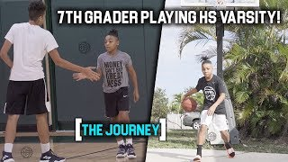 """""""He Was in 6th Grade Playing in Highschool!"""" 5'2 Reece Randolph 