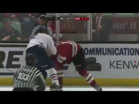 Brandon Cutler vs. Nolan Yaremko